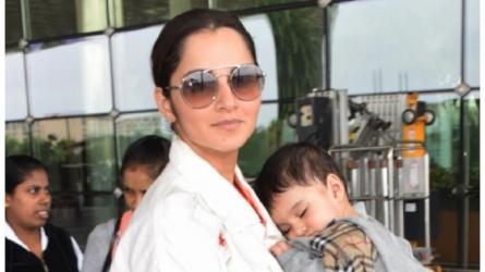 सानिया मिर्जा ने कहा- मुझे नहीं पता, मेरा बेटा अब अपने पिता को कब देख पाएगा