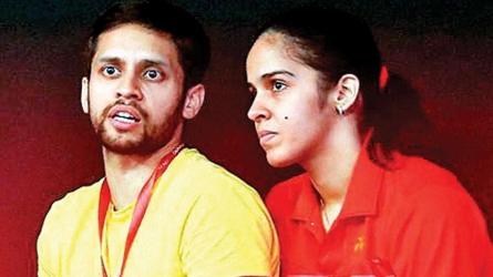 BAI से नाराज हुईं साइना नेहवाल, ओलम्पिक संभावितों में पति पारुपल्ली कश्यप का नाम शामिल नहीं