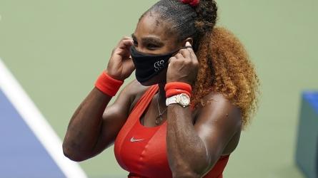 चोट के चलते फ्रेंच ओपन से हटीं स्टार महिला टेनिस प्लेयर सेरेना विलियम्स
