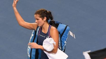 जूलिया गोएर्जेस ने 31 साल की उम्र में लिया टेनिस से संन्यास