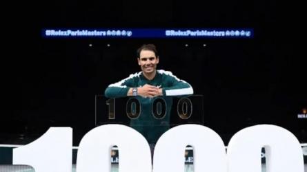 खाली और एकदम शांत स्टेडियम में राफेल नडाल ने दर्ज की अपनी 1000वीं जीत
