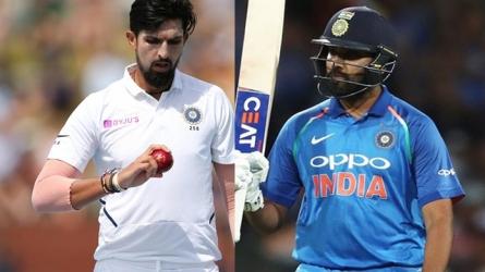 IND vs AUS: टेस्ट टीम में वापस आ सकते हैं रोहित-ईशांत, BCCI कर रहा ऑस्ट्रेलिया से बात