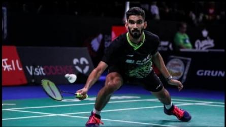 Thailand Open: चोट के चलते बाहर हुए किदांबी श्रीकांत, ली जि को मिल गई जीत