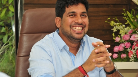 पुनीत बालन ने टेनिस प्रीमियर लीग में 'पुणे जगुआर' टीम खरीदी