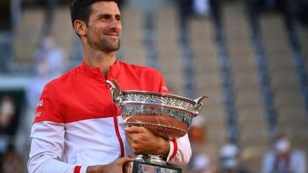 French Open की जीत के बाद नडाल-फेडरर की ऑलटाइम ग्रैंडस्लैम लिस्ट में जाने कहां पहुंचे जोकोविच