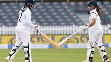 ENGW vs INDW: स्नेह-तान्या की पारी ने भारत को शर्मनाक हार से बचाया, ड्रॉ पर खत्म हुआ ब्रिस्टल टेस्ट