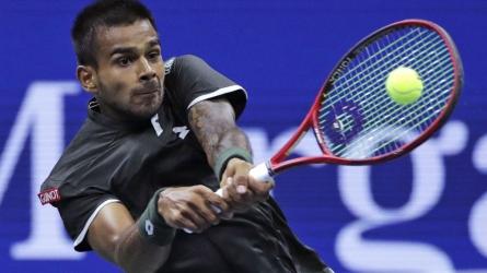 Tokyo Olympics: टेनिस में भारत को मायूसी, सुमित नागल वर्ल्ड नंबर-2 से हारे