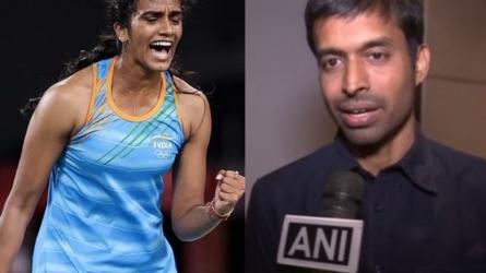 Tokyo 2020: ओलंपिक में इतिहास रचने पर गोपीचंद ने दी पीवी सिंधु को बधाई, जानें क्या कहा