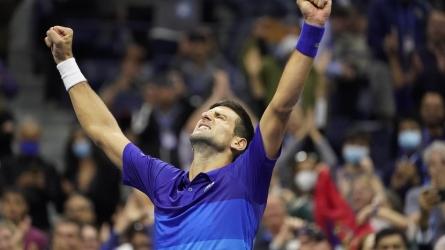 US Open : जोकोविच ने फाइनल में बनाई जगह, 'गोल्ड मेडलिस्ट' ज्वेरेव को हराया