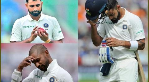 INDvsENG: क्या धवन को टीम से बाहर और कोहली की कप्तानी की समीक्षा करने का वक्त आ गया है?