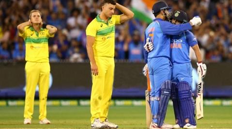 ऑस्ट्रेलिया के खिलाफ ODI सीरीज जीत कर टीम इंडिया ने अपने नाम किए 5 बड़े रिकॉर्ड