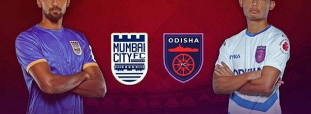 आईएसएल-6 : ओडिशा एफसी ने मुंबई सिटी को 4-2 से दी शिकस्त