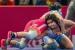 फ्रीस्टाइल कुश्ती के 68 किलो वर्ग में दिव्या ने जीता कांस्य
