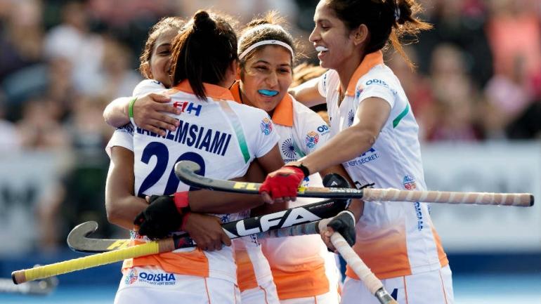 Asian Games 2018: भारतीय महिला हॉकी टीम ने कजाकिस्तान को 21-0 से रौंदा