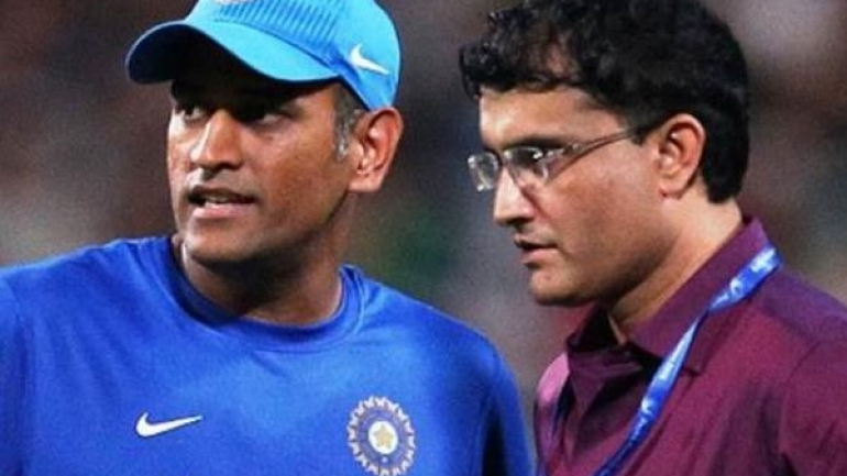 sourav,ganguly,dhoni,future,india,इतिहास,गांगुली,दादा