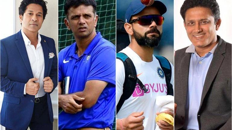 Virat,Kohli,Sachin,Tendulkar,भारतीय खिलाड़ी,मैदान,अंधविश्वास,शिकार,टोटका