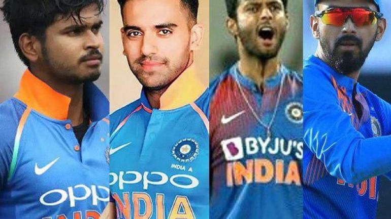 india,indies,selection,shreyas,rahul,IND vs,WI,शिखर भुवनेश्वर,भारी,आराम,टीम,रिप्लेस,खिलाड़ी
