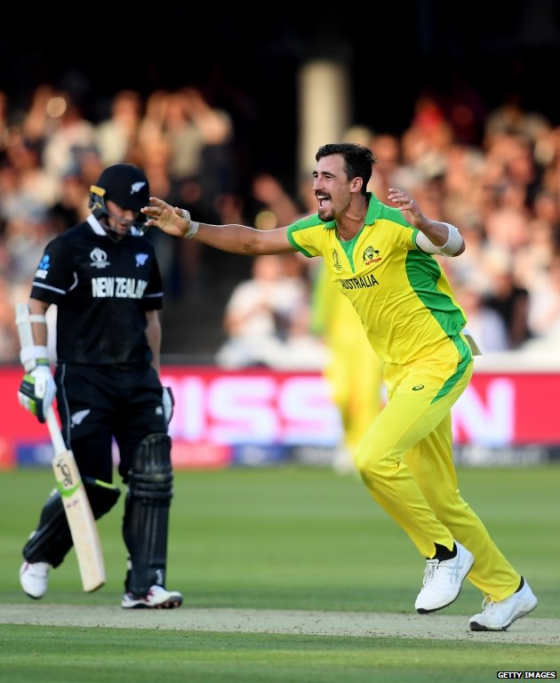 Australia Beat New Zealand By 86 Runs In Icc World Cup 2019 37th Match